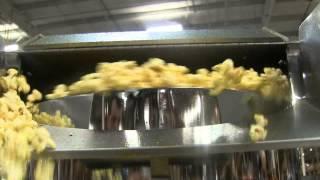 видео Оборудование для изготовления попкорна