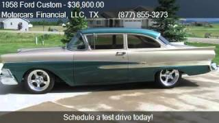 1958 Ford Custom 300 for sale in Headquarters in Plano, TX 7