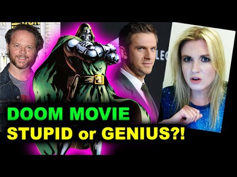 Doctor Doom Movie CONFIRMED  Beyond The