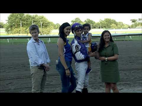 video thumbnail for MONMOUTH PARK 8-24-19 RACE 13