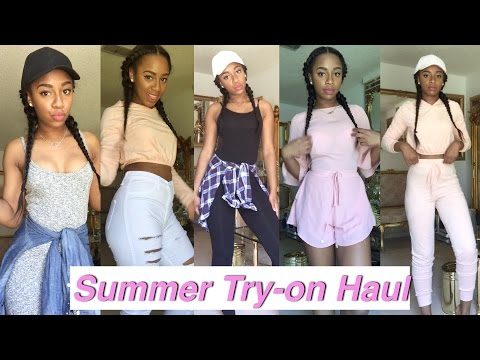 Summer Try-On Haul 2016 ft. HotMiamiStyles.com
