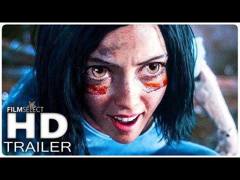 ALITA: Angelo della Battaglia Trailer 2 Italiano (2018)