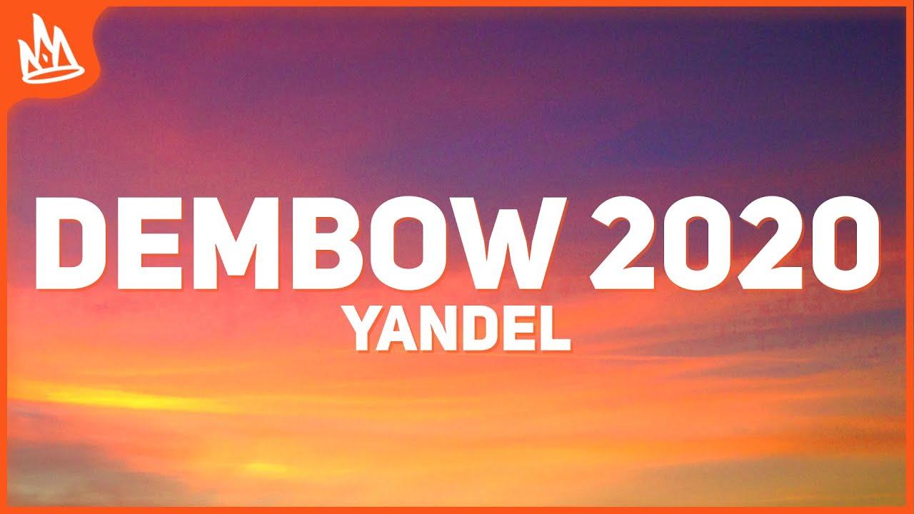 Yandel, Rauw Alejandro - Dembow 2020 (Letra)
