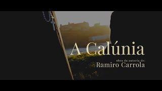 capa de A Calúnia de Ramiro Carrola