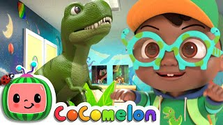 Cody's Dinosaur Day at The Nursery + More CoComelon Nursery Rhymes & Kids Songs