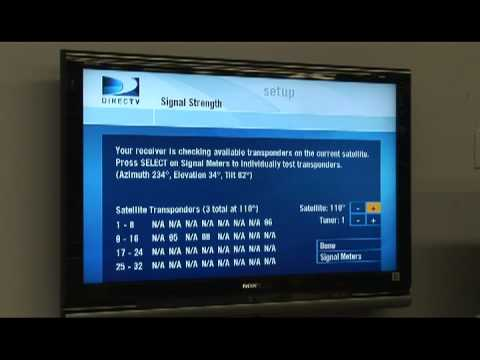 Tv Amp Electronics Directv Installation Troubleshooting