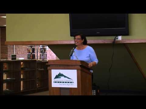 Special Guest - Sonia Nazario - September 6, 2012