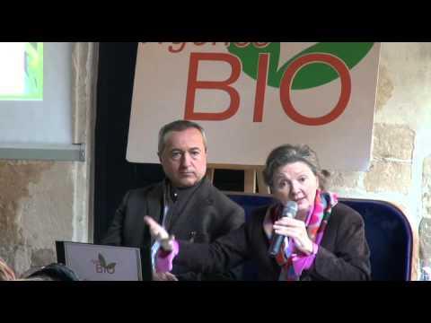 Conférence de presse Agence Bio 25 02 2016