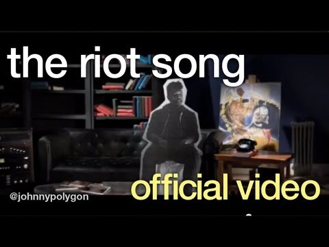 Johnny Polygon: The Riot Song [OFFICIAL Music Video]
