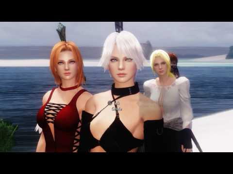 Skyrim Mods PC - DoA Beach