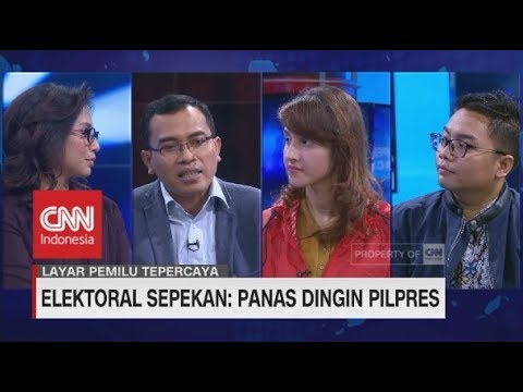 Elektoral Sepekan: Panas Dingin Pilpres (1-3)
