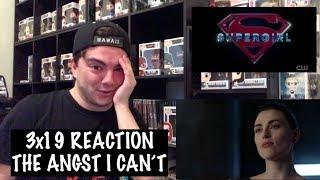 SUPERGIRL - 3x19 'THE FANATICAL' REACTION
