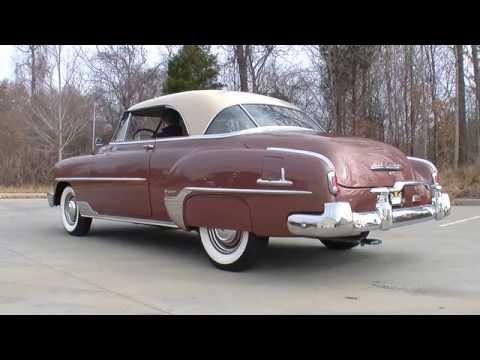 134950 / 1952 Chevrolet Bel Air