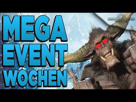 VIEL ZU TUN ab dieser Woche - MEGA NEWS - Monster Hunter ...
