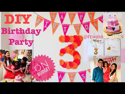 easy-birthday-decoration-ideas-at-home/birthday-party-on-budget/number-for-birthday-#birthdayparty
