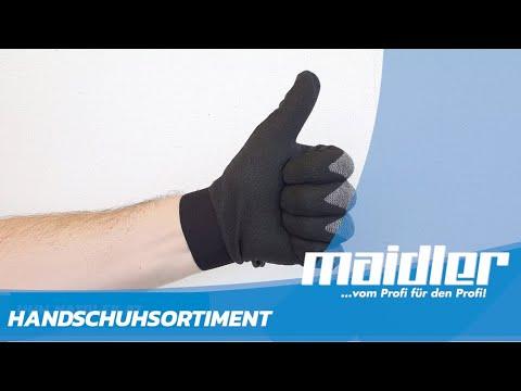 Die Verschiedenen Arten An Handschuhen - Maidlers Handschuhsortiment