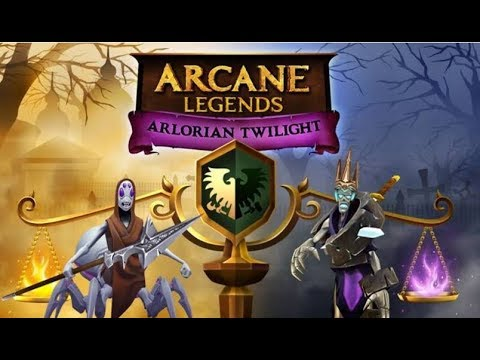 Arcane Legends New Expansion And Sts New Game