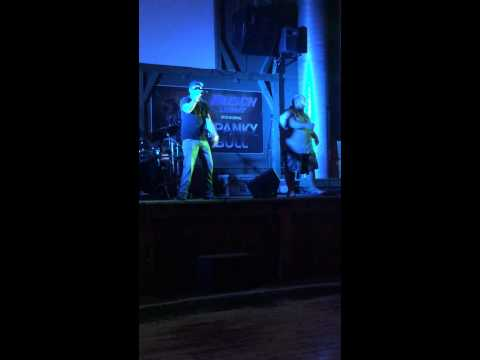 Lenny Cooper #Hickhop Mud Digger LIVE from Wildwood Saloon Iowa City 2014 Redneck Country Rap