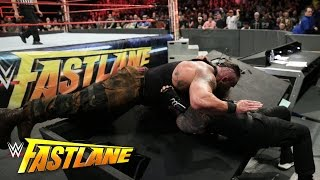 vuclip Roman Reigns vs. Braun Strowman: WWE Fastlane 2017 (WWE Network Exclusive)
