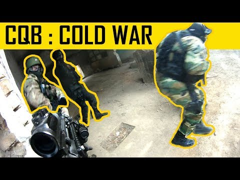 CQB : COLD WAR ,TRAILER 2018  Iron Sy - Resistant  (District 13 - B13 - Banlieue 13)