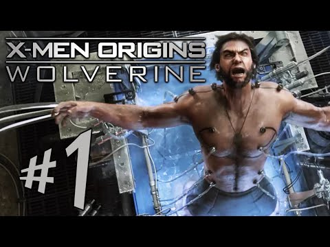 X-Men Origins Wolverine - Parte 1: Logan Descontrolado!!! [ PC - Playthrough ]