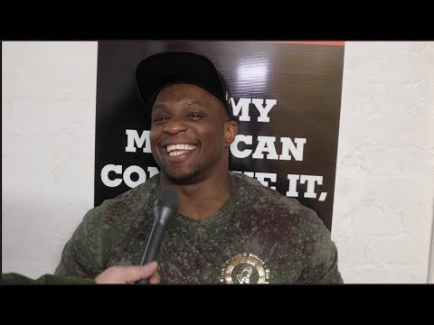 DILLIAN WHYTE REACTS TO HUGHIE FURY CALLING HIM OUT, TYSON FURY UKAD RULING, LUCAS BROWNE & MORE