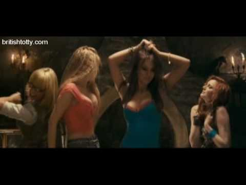 Tify Mulheron And Ashley Mulheron Dancing