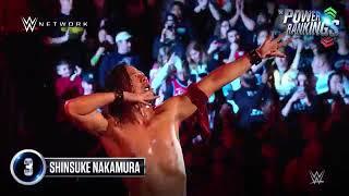 Asuka hits The Road to WrestleMania  WWE Power Rankings, Feb 4, 2018