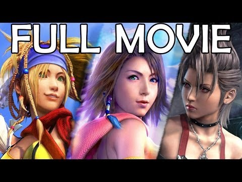 Final Fantasy X-2 - The Movie - Marathon Edition (All Cutscenes With Gameplay)