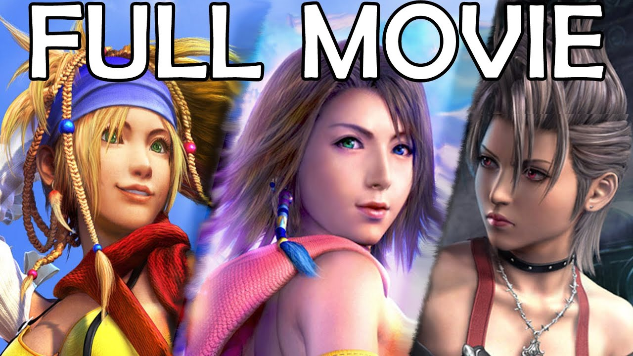 final fantasy x 2 the movie marathon edition all cutscenes with gameplay youtube. Black Bedroom Furniture Sets. Home Design Ideas