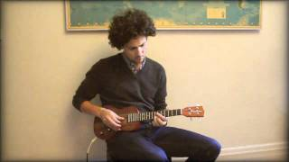 Jeremy Fisher - Come Fly Away on AIRLINE Ukulele