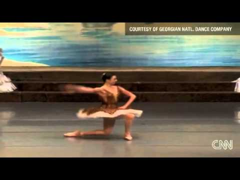 Georgia's unique ballet - CNN