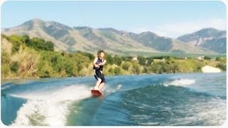 Wakeboarding Wipeout | Epic Faceplant