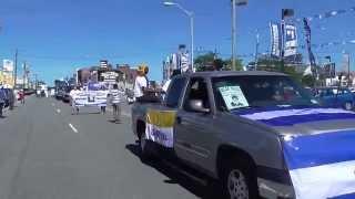 GENY Desfile Centro Americano en Hempstead Long Island New York