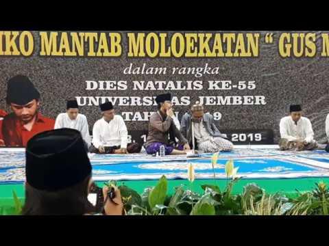 Majlis Sema'an Al-Qur'an & Dzikrul Ghofilin Moloekatan Gus Miek 16 November 2019