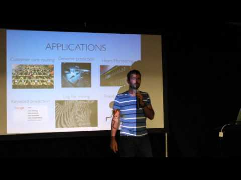 """ODSC West 2015 