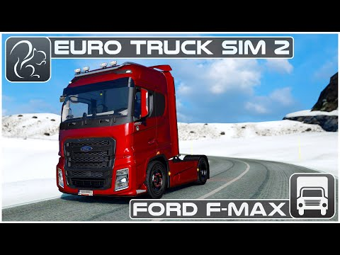 Euro Truck Simulator 2 - Mod Review - Ford F-MAX