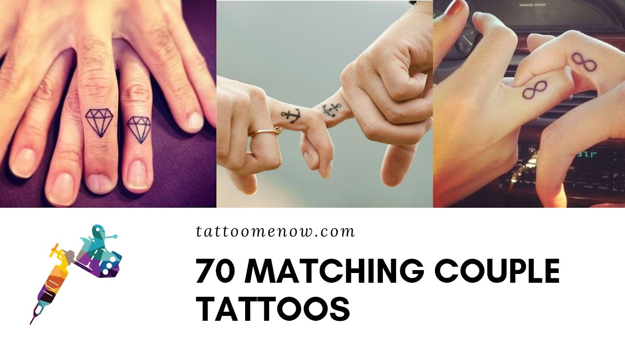 630f78a75 #coupletattoos #tattoosforcouple #matchingtattoos