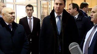 Министр сельского хозяйства России Патрушев приехал в Краснодар с рабочим визитом