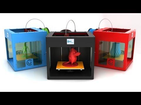 0 - CraftUnique bringt CraftBot und CraftWare auf Indiegogo