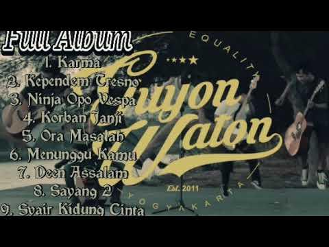 FULL ALBUM Karma - Guyon Waton Official 2018(cover Lirik)