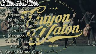 FULL ALBUM Karma - Guyon Waton Official 2018(cover lirik)