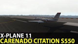 Download Carenado Citation S550 Cold And Dark Flight With