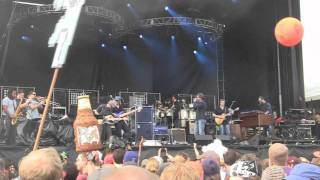 "Huey Lewis and the rUMors - ""Women Wine and Song"" - Summer Camp Music Festival - 5/29/11"