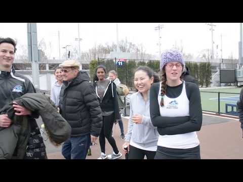 2017: The Sights & Sounds of Baruch Tennis at USTA Billie Jean King U.S. National Tennis Center