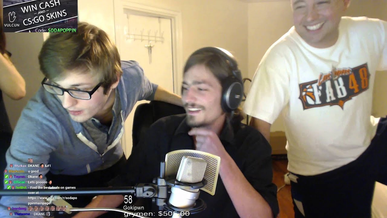 how to make a twitch overlay like sodapoppin
