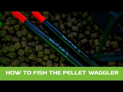 Maver Match Fishing TV: How To Fish The Pellet Waggler