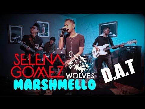 Selena Gomez x Marshmello - Wolves ( DAT Cover )