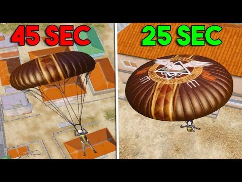 HOW TO LAND FASTER | PUBG Mobile Tips