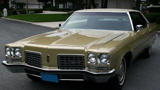 1972 Oldsmobile Ninety-Eight Regency (75th Anniversary Edition)